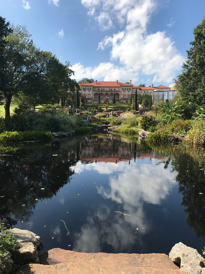 Philbrook museum of art - photo by interior decorator ashey rose marino of ashley marino designs in dallas fort worth, Texas.
